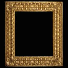 cornice barocca oro