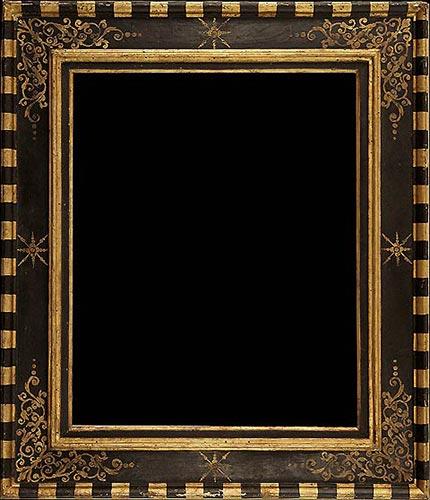 Cornici dipinte laboratorio federici dal 1905 for Cornici per quadri online