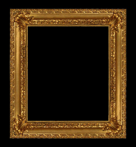 restauro cornici antiche dorate - restauro doratura foglia oro e mecca